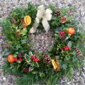 Christmas Holly Wreath 14