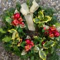 Christmas Holly Wreath 10